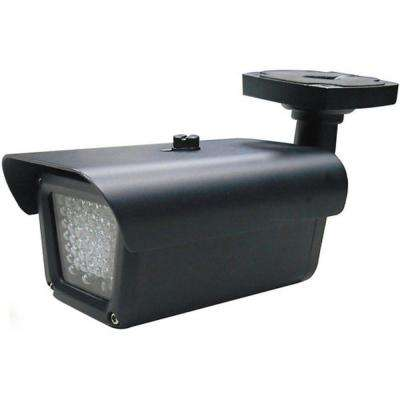 Indoor and Outdoor 80-Degree Infrared LED Illuminator with 147 ft. IR Range