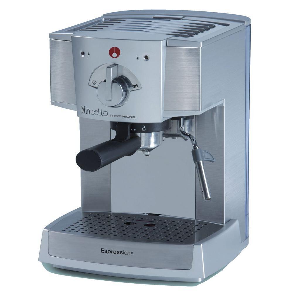 Caf Minuetto 4-Cup Espresso Machine