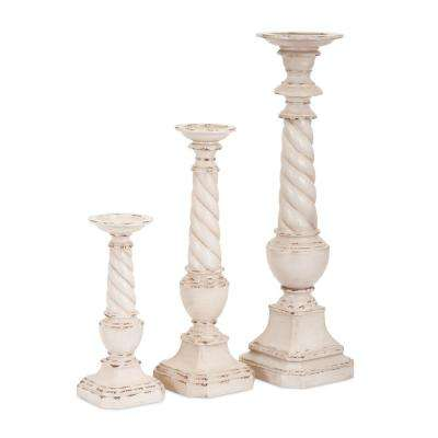 Coreen Candle Holder (3-Pieces)