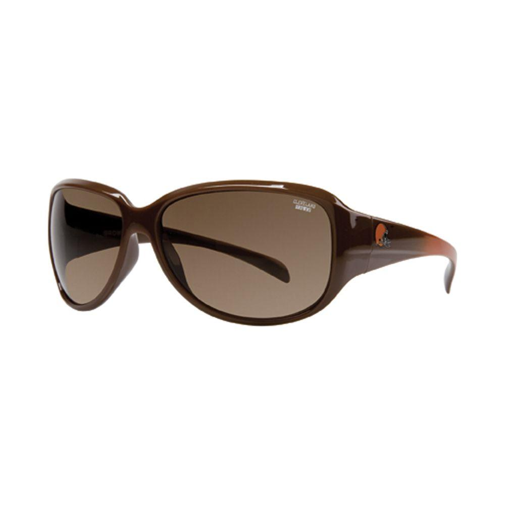 Tribeca Cleveland Browns Women's Sunglasses-DISCONTINUED