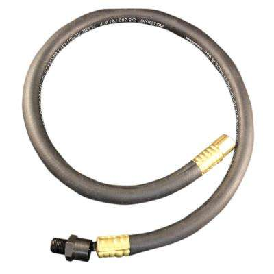 30 Inch 3/8 in. ID Snubber Hose