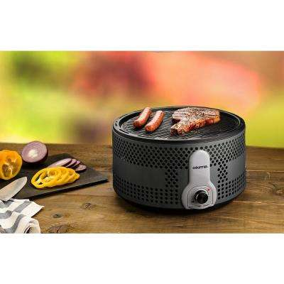 Grill Pro Smokeless Portable Grill with Travel Bag