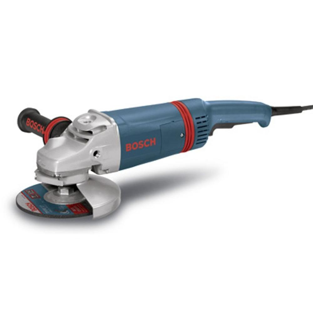 Bosch 15 Amp Corded 7 in. Large Angle Grinder
