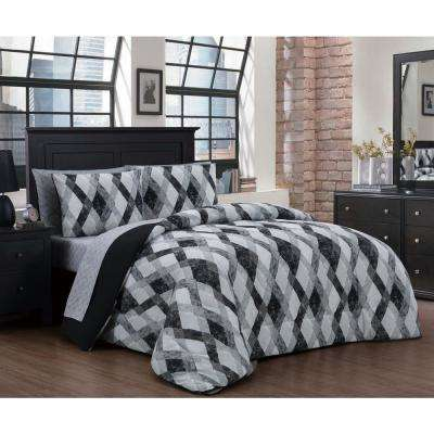 Azra 8-Piece Queen Bed in a Bag