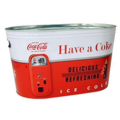 Coca Cola Large Party Tub