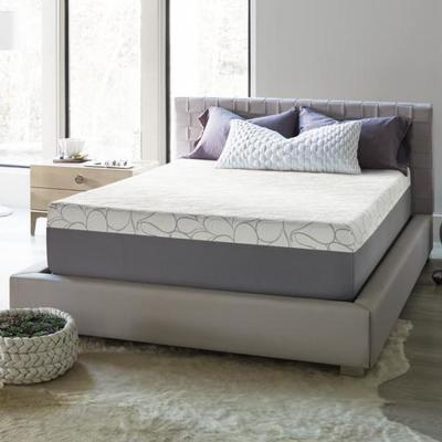 14in. Medium Gel Memory Foam Tight Top King Mattress