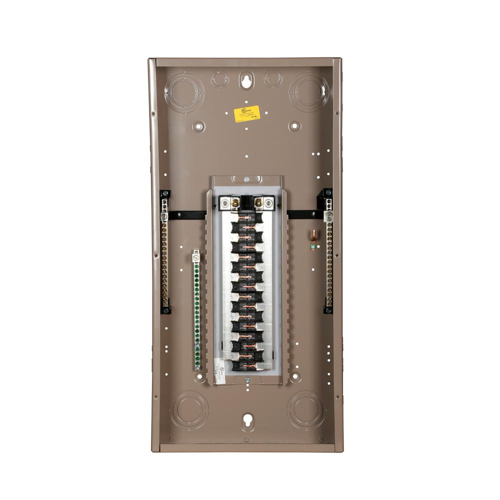 150 Amp MLO 32-Circuit CU Bus NEMA 1