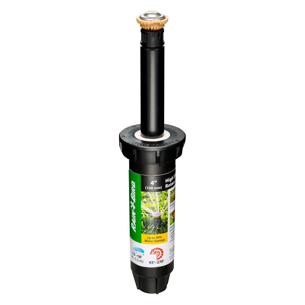 13 ft. to 18 ft. Adjustable Pattern Rotary Sprinkler