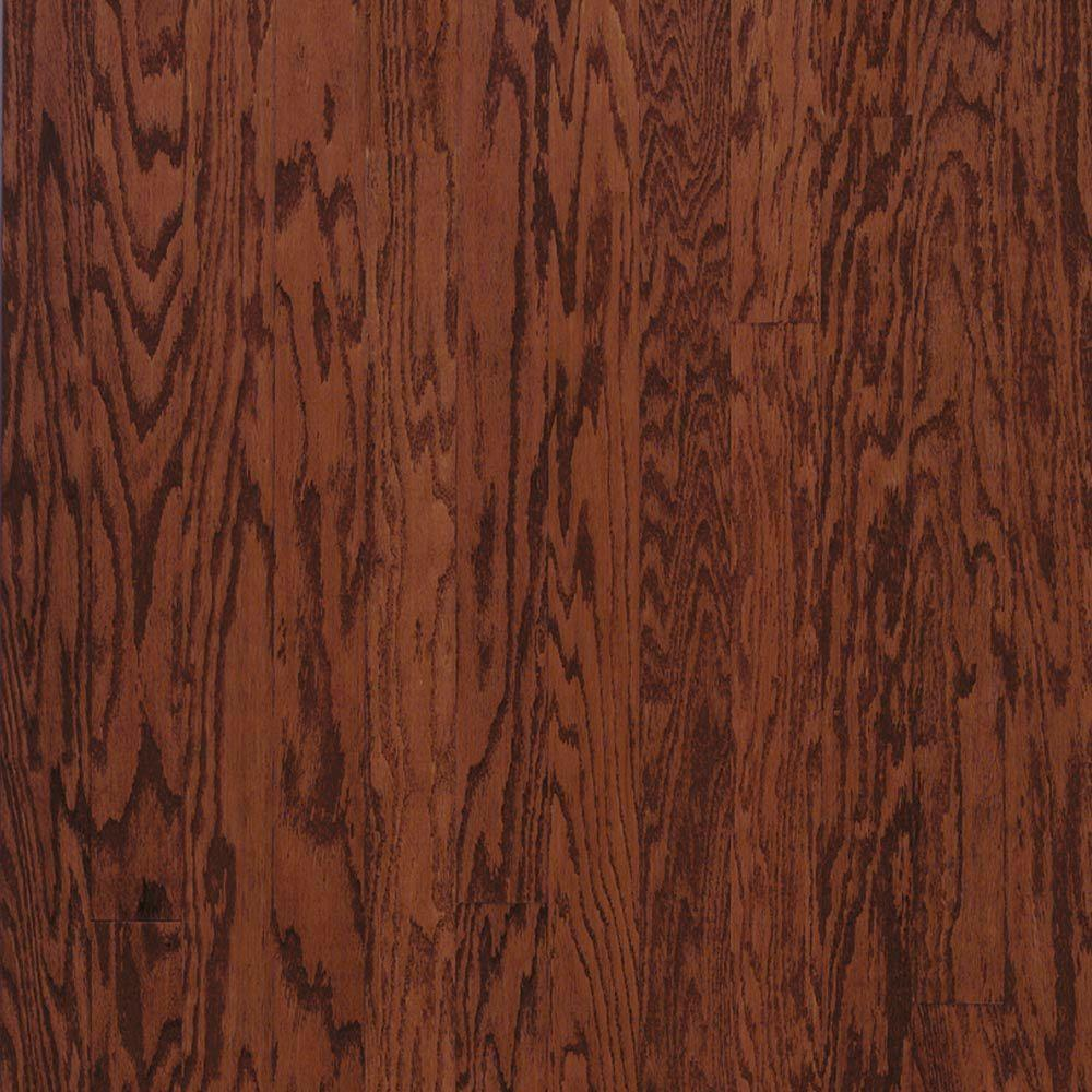 Bruce Oak Cherry 3/8 In. Thick X 3 In. Wide X Random Length Engineered  Hardwood Flooring (30 Sq. Ft. / Case) EVS3238   The Home Depot