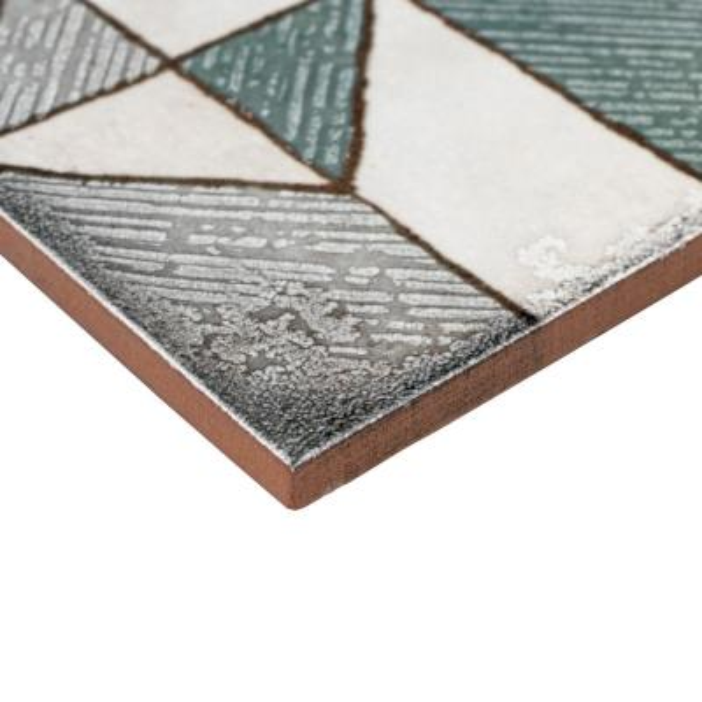 Essenza Valentina 5-7/8 in. x 11-7/8 in. Ceramic Wall Tile (11.17 sq. ft./case)