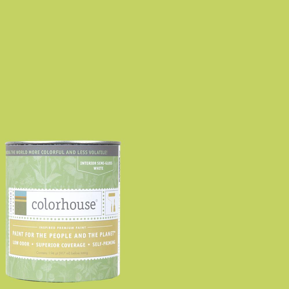 1 qt. Petal .02 Semi-Gloss Interior Paint