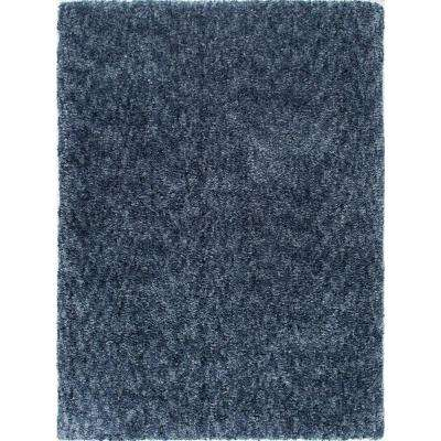 Medallion Blue Area Rugs The