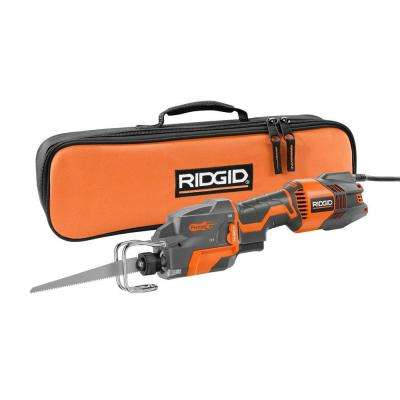 Thru Cool 6 Amp 1-Handed Orbital Reciprocating Saw Kit
