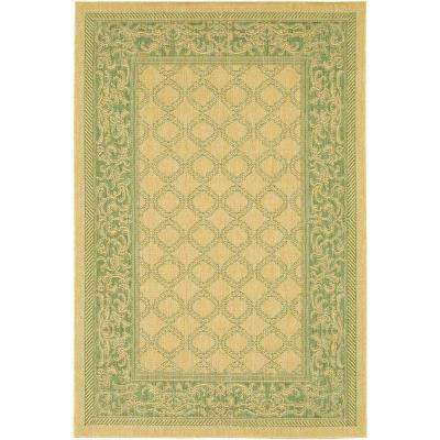 Green - 6 X 9 - Outdoor Rugs - Rugs - The Home Depot