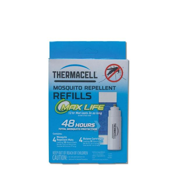 Mosquito Repellent Max-Life Refill Pack