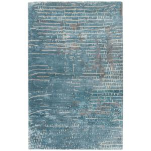 Jaipur Rugs Aegean Blue 2 ft. x 3 ft. Abstract Accent Rug by Jaipur Rugs