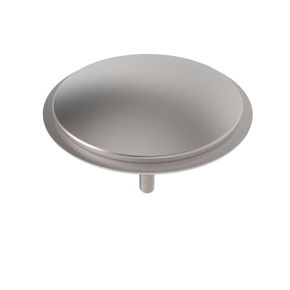 newport brass 2 in faucet hole cover in stainless steel10320 the home depot