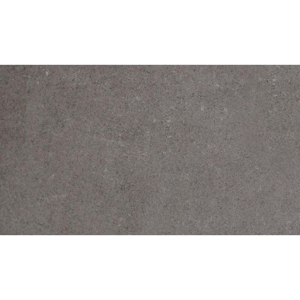 MSI Beton Concrete 12 in. x 24 in. Glazed Porcelain Floor and Wall ...