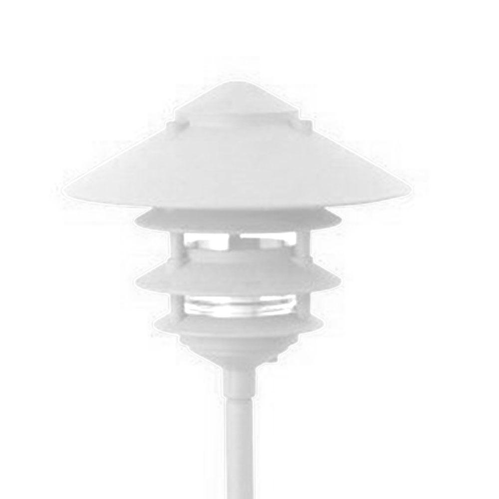 Centennial Outdoor LED White Textured Area Light
