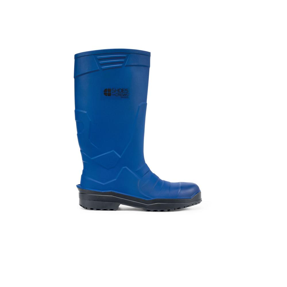 d6b4944b760f7 Shoes For Crews Sentinel ST Unisex Size 11M Blue PU Slip-Resistant ...