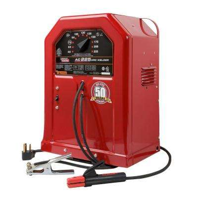 225 Amp Arc/Stick Welder AC225S, 230V