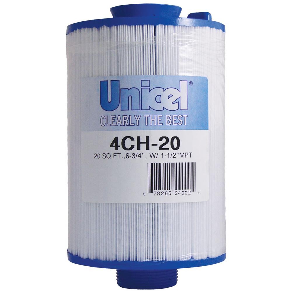 Spa Filter 4CH-21 Replacement Spa Filter 20 sq//ft