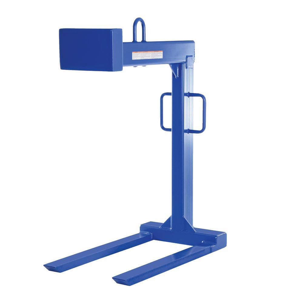 Vestil 6,000 lb. Capacity Pallet Lifter with 54 inch Forks by Vestil