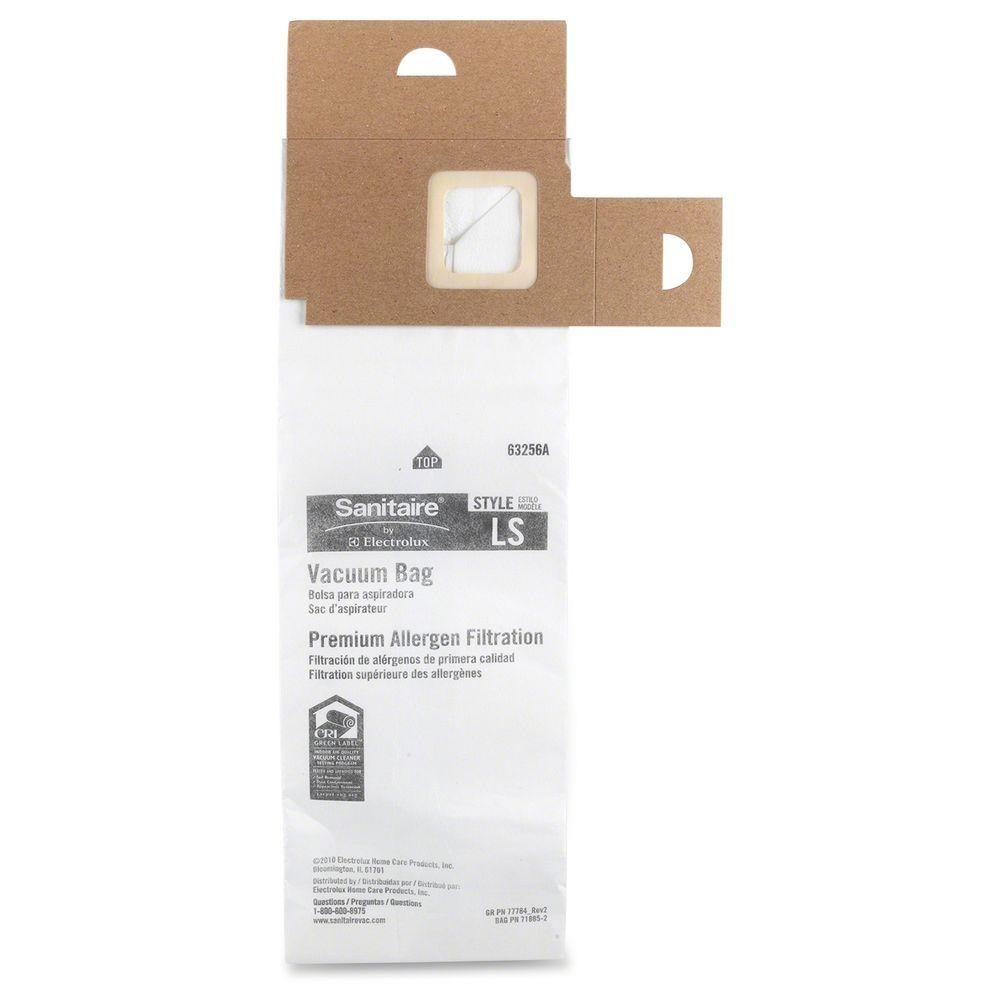 Sanitaire 1.13 Gal. Upright 5700/5800 Dust Bag (5-Pack)