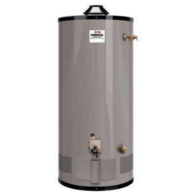 Commercial Medium Duty 100 Gal. 76K BTU Low NOx (LN) Natural Gas Tank Water Heater
