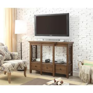 Brown Haven Tv Stand