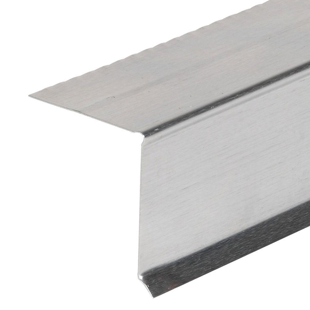 Amerimax Home Products C3 10 Ft Mill Finish Aluminum Drip
