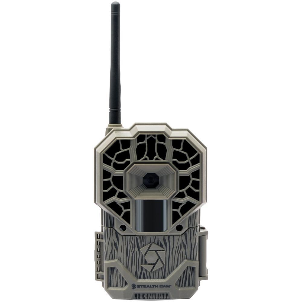 Stealth Cam 22 0-Megapixel Wireless No Glo Trail Cam (Verizon SIM)