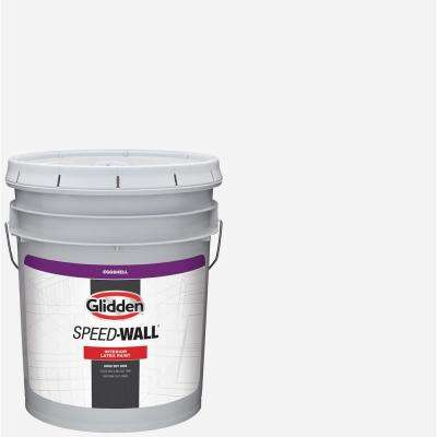 5 gal. Speedwall Eggshell Latex Antique White Interior Paint