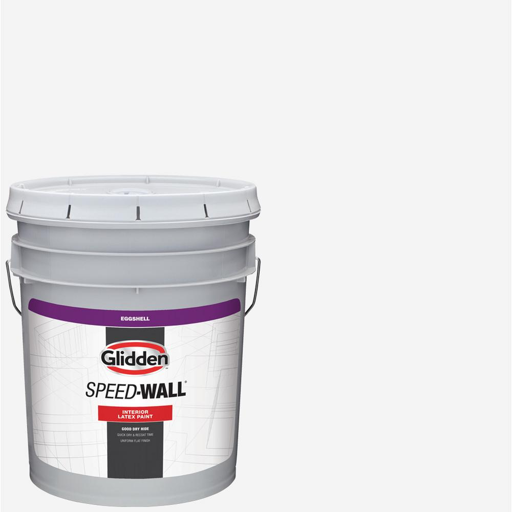Glidden Professional 5 gal. Speed-Wall Eggshell Interior Paint