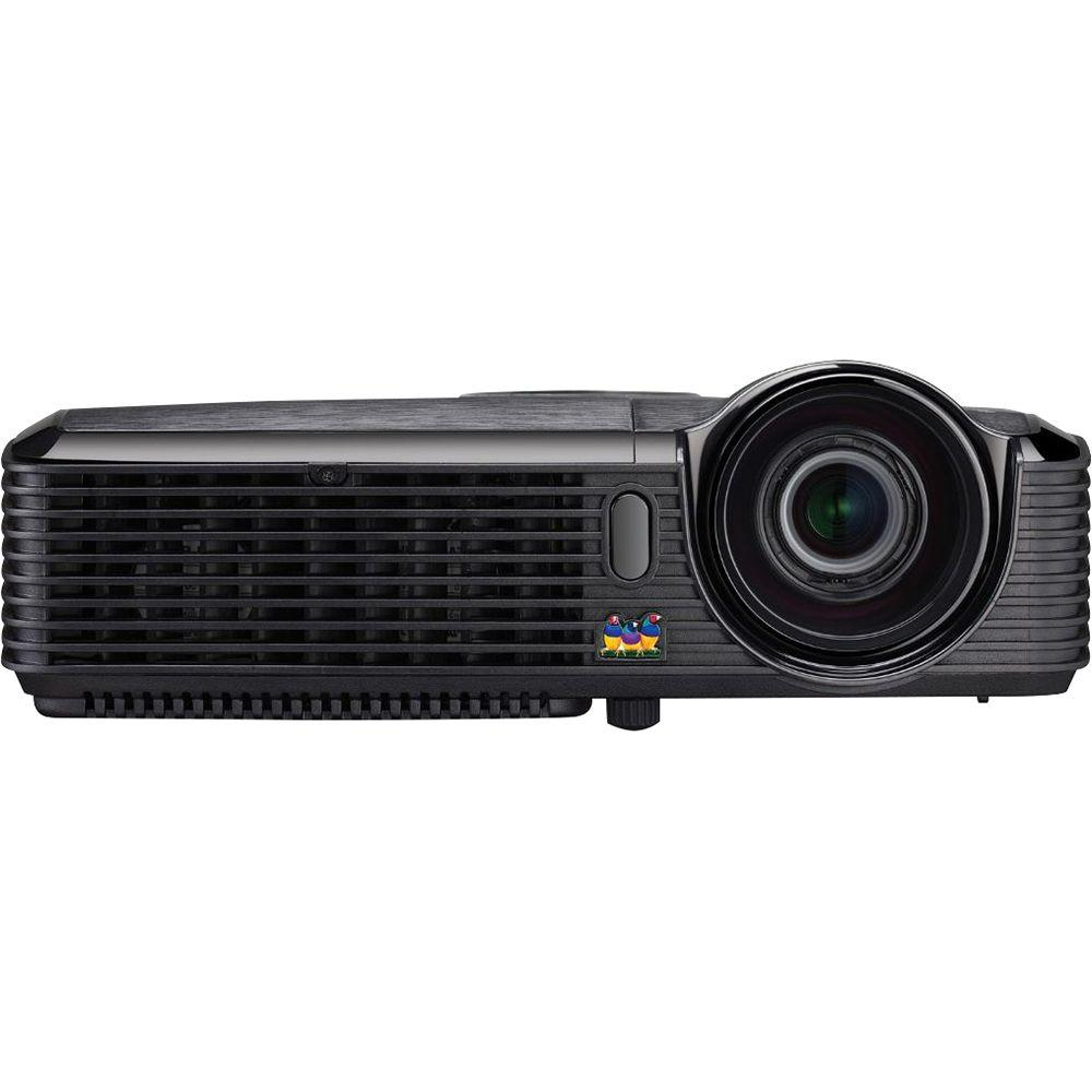 Viewsonic 1024 x 768 3D Ready DLP Projector with 2700 Lumens-DISCONTINUED