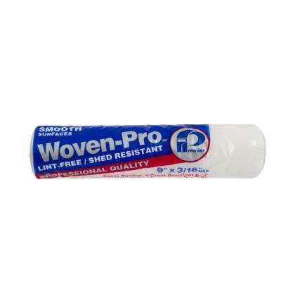 9 in. x 3/16 in. Woven Polyester Roller Cover (36-Pack)