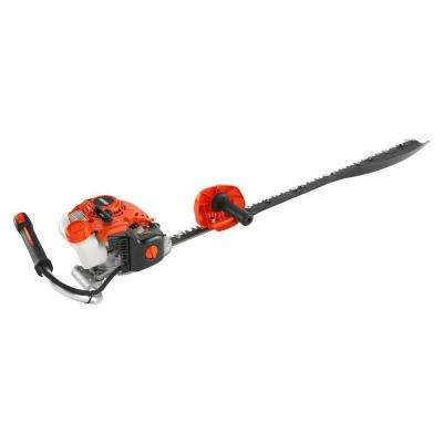 40 in. 21.2cc Gas 2-Stroke Cycle Hedge Trimmer