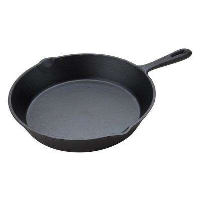 8 in. Cast Iron Fry Pan