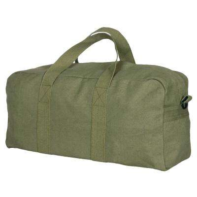 9 in. Canvas Tool Bag in Olive Drab