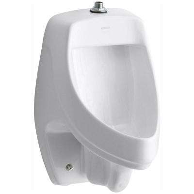 Dexter Waterless Urinal in White