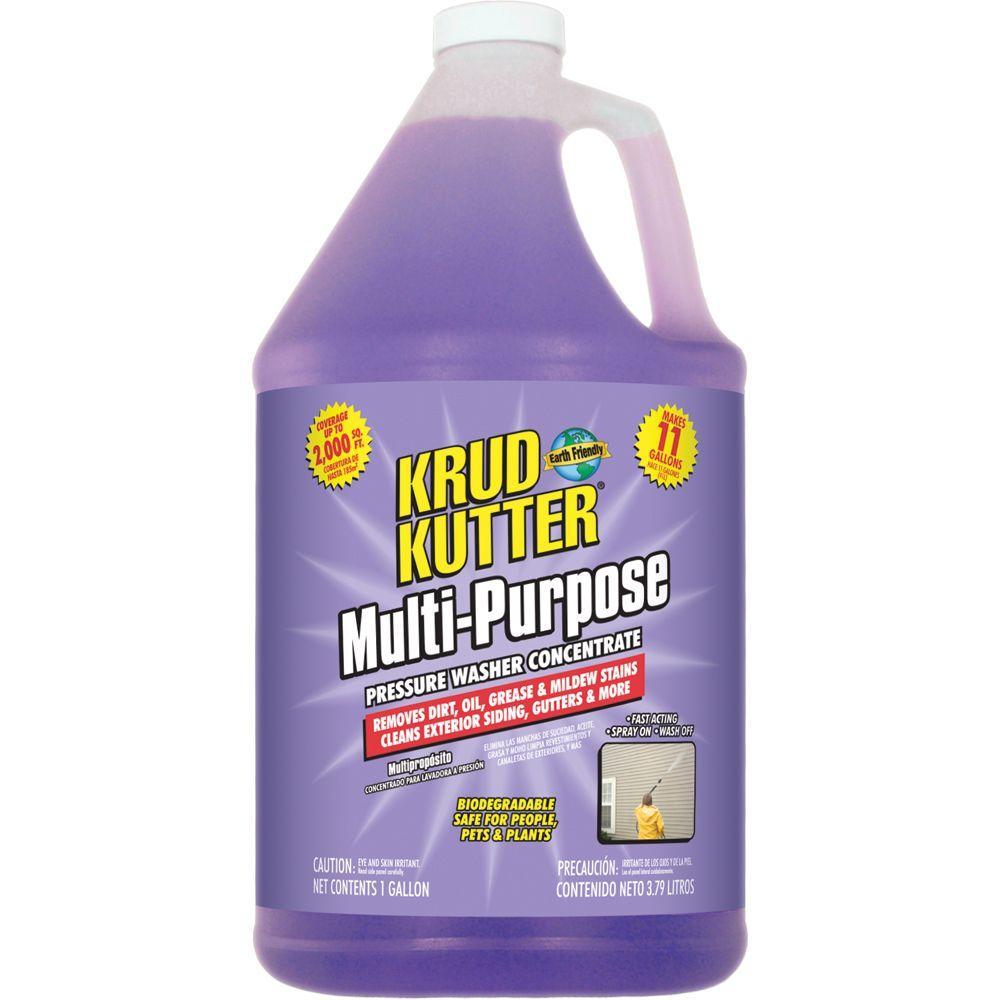 Krud Kutter 1 gal. Multi-Purpose Pressure Washer Concentrate