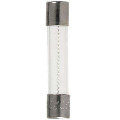 AGC Series 15 Amp Silver Glass-Tube Fuses (5-Pack)