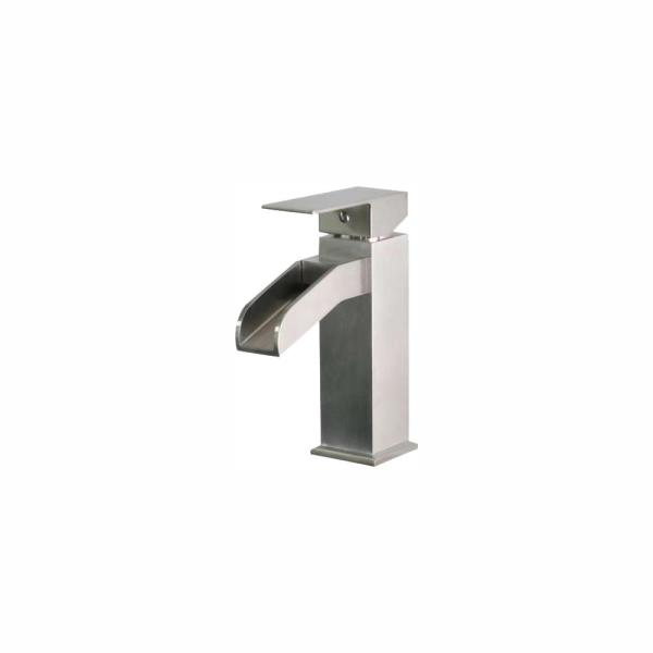 Belle Foret Single Handle Mid Arc Bathroom Faucet