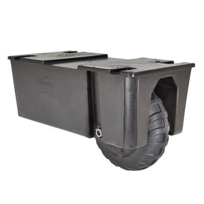 24 in. x 48 in. x 18 in. Wheel Float Dock System Float Drum Distributed by Tommy Docks