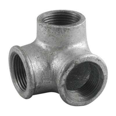 3/4 in. Galvanized Iron 90° Side Outlet Elbow