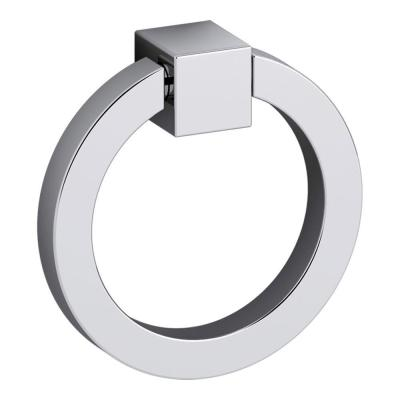 Jacquard 2 in. Chrome Cabinet Ring Pull