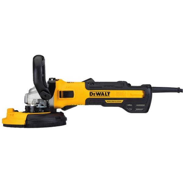 13 Amp Corded 5 in. Brushless Surface Grinder