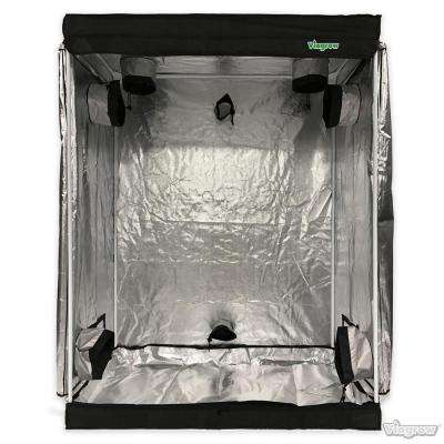 2 ft. x 4 ft. x 6.5 ft. Grow Room Tent