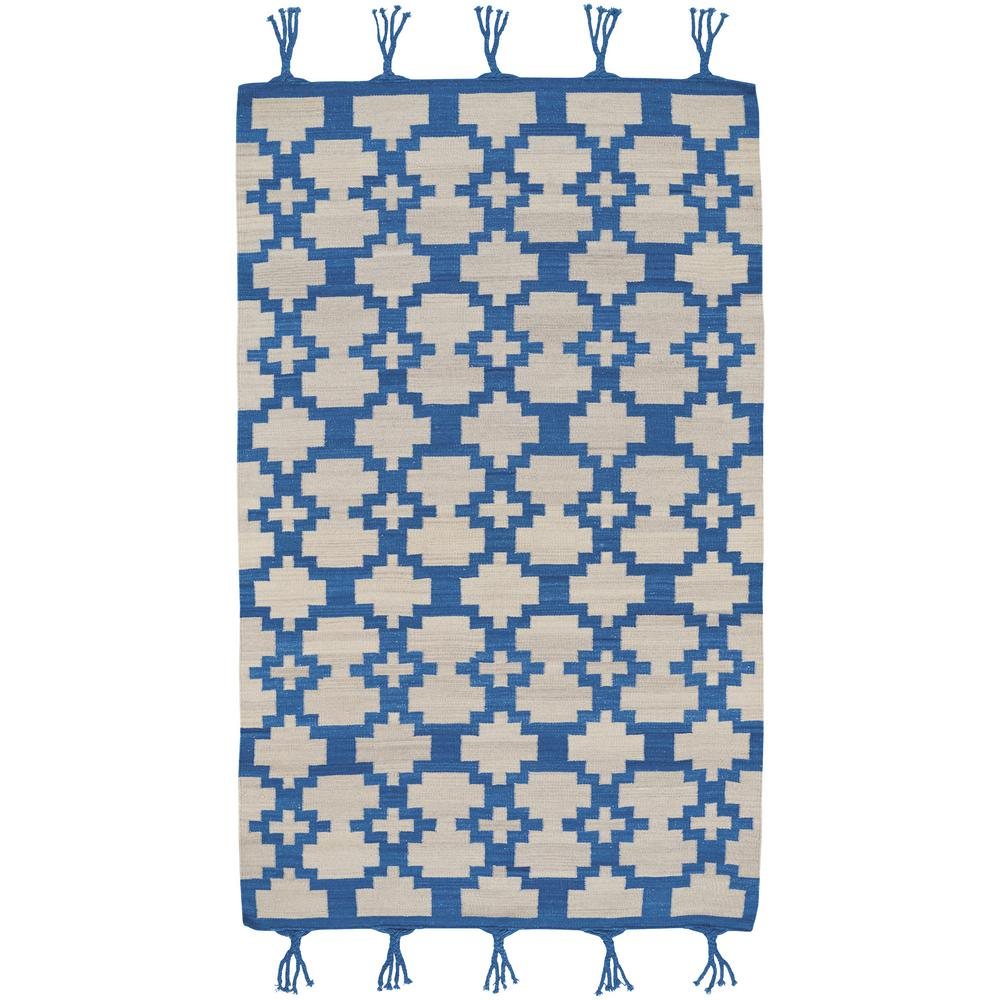 Capel Genevieve Gorder Hyland Blue 8 Ft X 11 Area Rug
