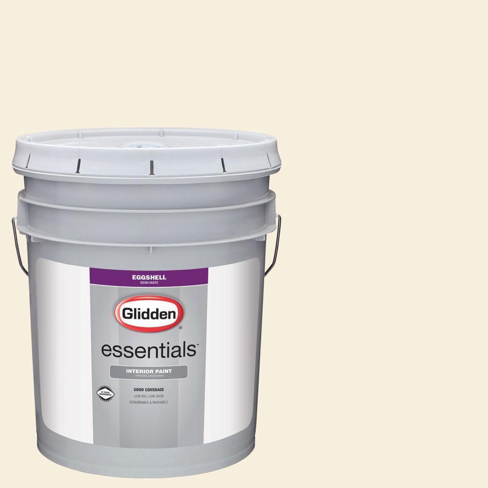 #HDGWN44 Arizona White Eggshell Interior Paint